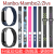 婉魅心智能手環腕時計バンドmambo 2腕時計ベルトスポーツリストバンドのかわりに、リストバンドの防水を専門に着用しています。カラーリストバンドmambo 2/zva通用【黒】