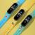 ヒョン戴(XUANDAI)ミニリストバンド4腕バンド5知能運動リストバンド3交替バンド3,4世代ハンドリングアクセサリーnfc版シリカゲル個性的なキャラクターリストバンドカラープリントリストバンド-SUPミニブレスレット4/3/NFC汎用