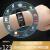 スマートブレスレット男女の心拍数血圧血酸素計ステップ防水睡眠監視運動アップル小米vivoファーウェイoppo腕時計通用第4世代幻夜黒