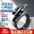 スマートブレスレットブルートゥースイヤホン二合一心率モニター血圧運動は電話に接続できます。多機能でヘルシーな男女アップル腕時計oppo小M 4 vivo華黒色イヤホンのリストバンドの二合一です。