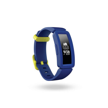 Fit bit Ace 2子供の活動追跡器スマートブレスレットは六歳以上の子供の睡眠追跡青に適合しています。