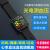 【大カラースクリーン】スマートブレスレット血圧心拍運動ブレスレット男女防水OPO歩数計大カラースクリーンブルートゥース多機能腕輪腕時計ファーウェイアップルのクールブラック【高精細スクリーン+多機能アップグレード+プレゼント】
