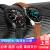 ファーウェイの携帯電話汎用スマートスポーツ腕時計GT 2は、通話が可能です。Bluetooth多機能心拍血圧成人男女ハンドリングウォッチ3/4/5代ブラックレザーベルト